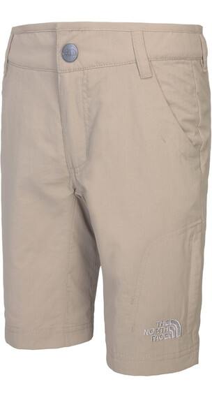 The North Face Girls' Horizon Short Dune Beige/Dune (78S)